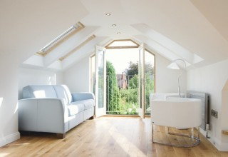 Why convert your loft space ?